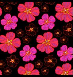 flower5 vector image
