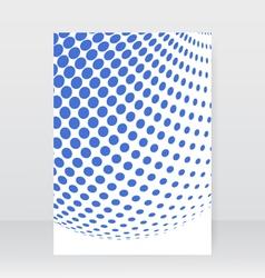 Template directory brochure design vector
