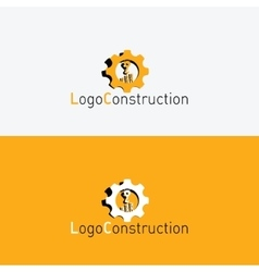 Building logo Identity design vector