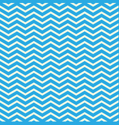 wave on blue background vector image
