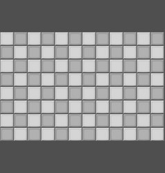 Cartoon hand drown grey seamless tiles texture vector
