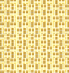 gold squares vector image