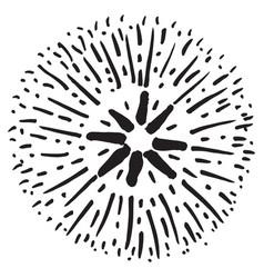 11918 white vector image