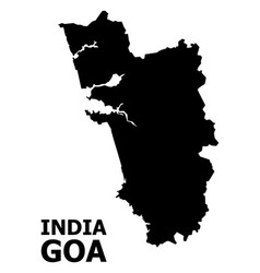 Flat map goa state with name vector