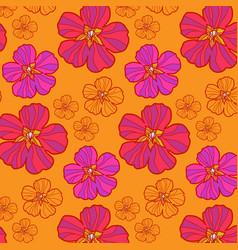 flower6 vector image