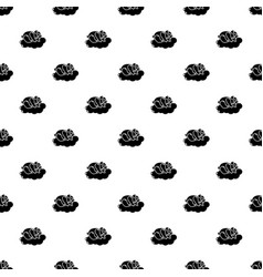 sleeping panda pattern seamless vector image