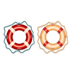 Life ring vector