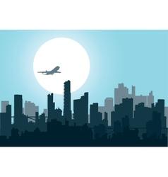 Nightly city4 vector
