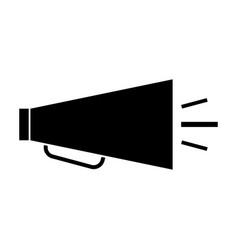 retro loudspeaker vector image vector image