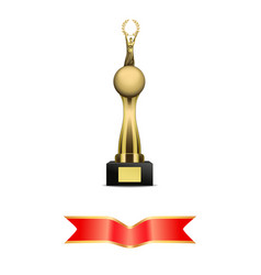 Award and banners icons set vector