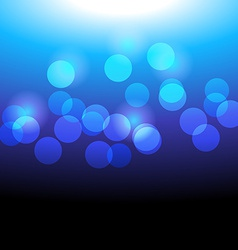 Blue dots design vector