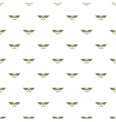 elite air force pattern seamless vector image