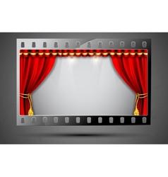 Cinema Theater vector image