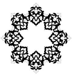 Artistic ottoman pattern series sixteen vector