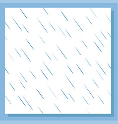rain drops seamless pattern background vector image