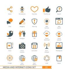 Social Media 01 vector