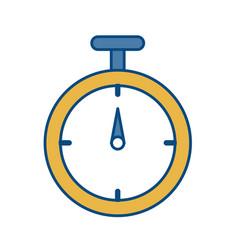 Chronometer icon image vector