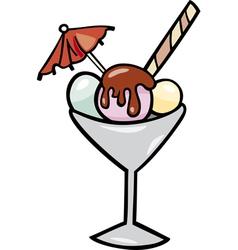Ice cream clip art cartoon vector