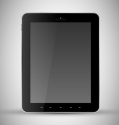 Smart pad vector image