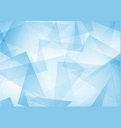 blue abstract pattern of geometric shapes texture vector image