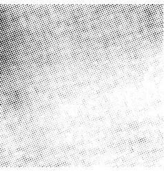 Grunge halftone background vector