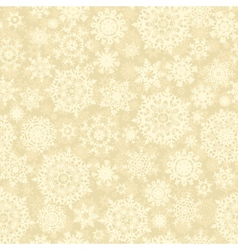 Seamless retro christmas texture pattern EPS 10 vector image