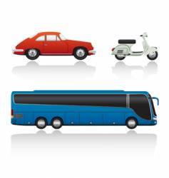 Transport set vector
