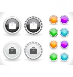 web menu items vector image