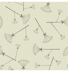 nature pattern vector image vector image