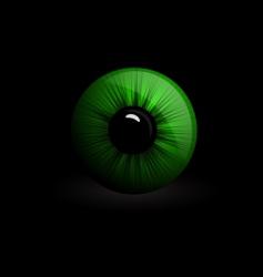 Eyeball vector