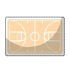 Basketball icon image vector