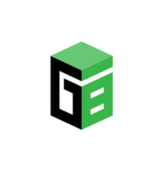 G8 - logo or original monogram combination of vector