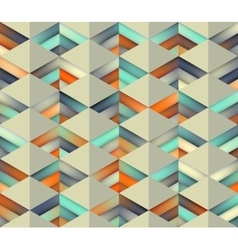 Seamless Gradient Mesh Color Stripes vector image vector image