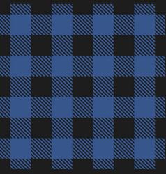 Lumberjack plaid pattern seamless background vector