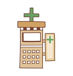 The hospital vector