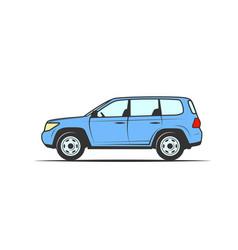 image car vector image