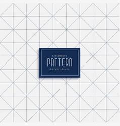 Minimal lines pattern design background vector