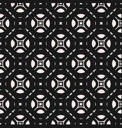 Monochrome ornamental texture seamless pattern vector
