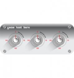 amplifier vector image