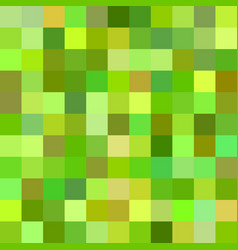 Geometric abstract square tiled pattern vector