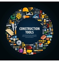 Repair and construction logo design vector