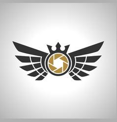 Royal photography symbol image vector