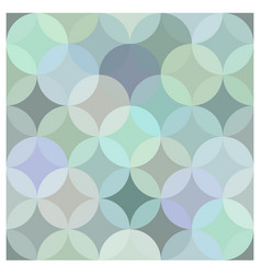Abstract pattern repetitive background green vector