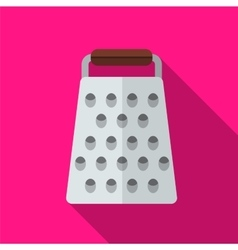 Grater flat icon vector