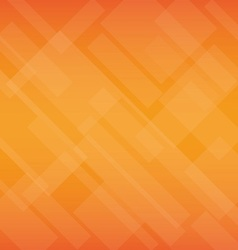 orange bg with squares vector image