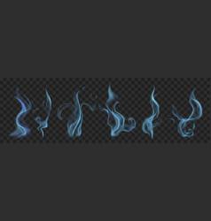 Set smoke vector