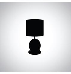 lampshade set vector image vector image