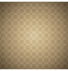 Classic style design pattern background vector
