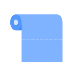 Paper roll icon vector