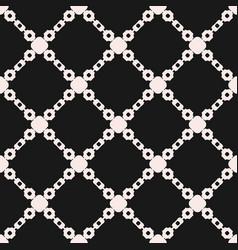 Seamless texture diagonal mesh geometric pattern vector